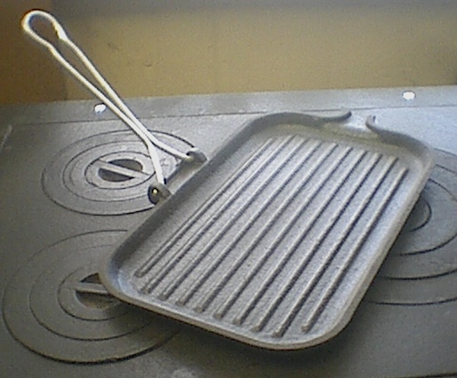 Rectangle grill
